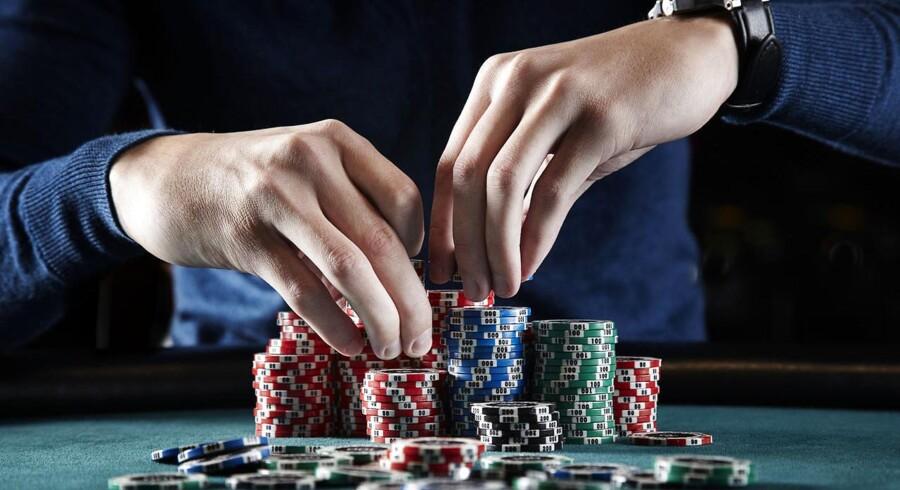 Hotel og Casino Marienlyst tjener ikke penge på sine spil for tiden.