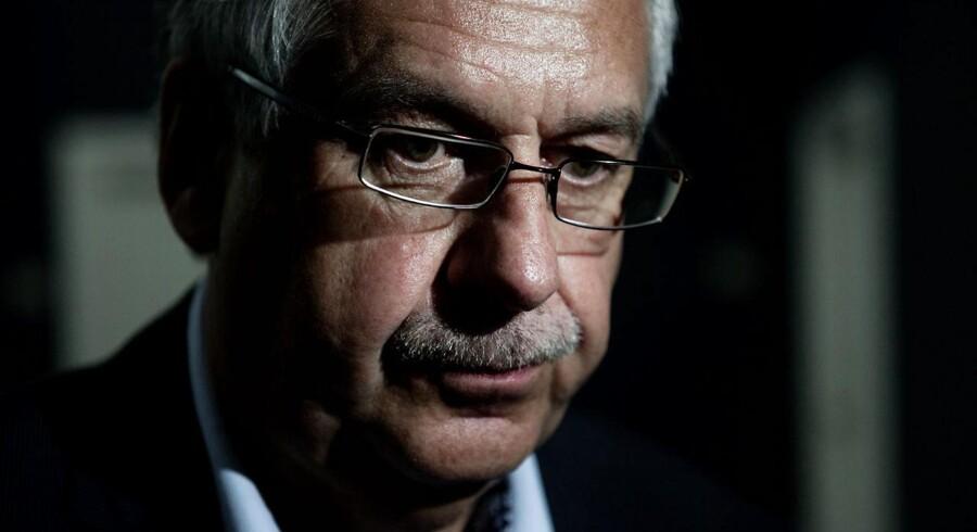 Oppositionen har mistet al tillid til transportminister Hans Christian Schmidt.