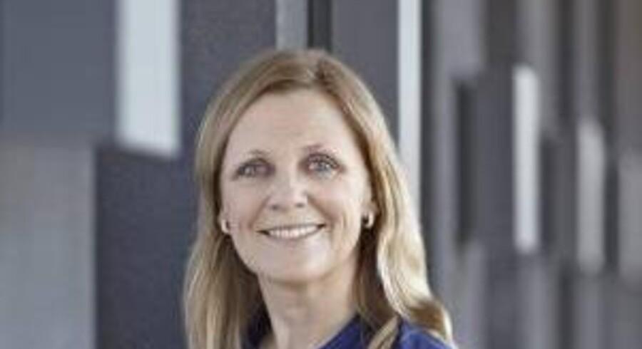 Liselotte Munk har arbejdet i TIA Technology siden kriseåret 2008. Fra 2011 har hun været administrerende direktør. »Der er sket en ændring nu. Ikke at pengene sidder løst, men der er en vilje til investeringer. Men man er i dag meget business-case-drevet og ikke teknologidrevet.« Foto: TIA Technology