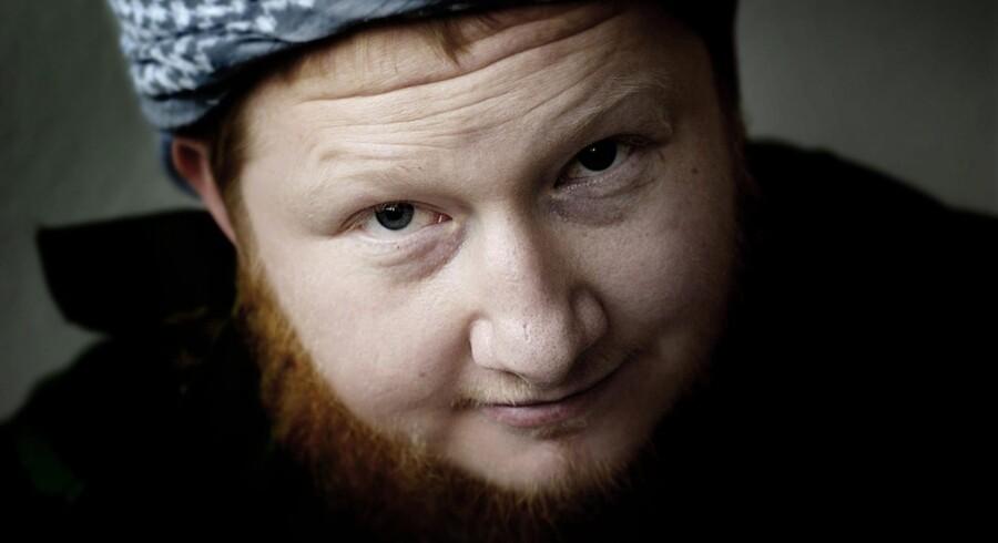 Morten Storm, PET-agent, muslim og tidligere rocker.