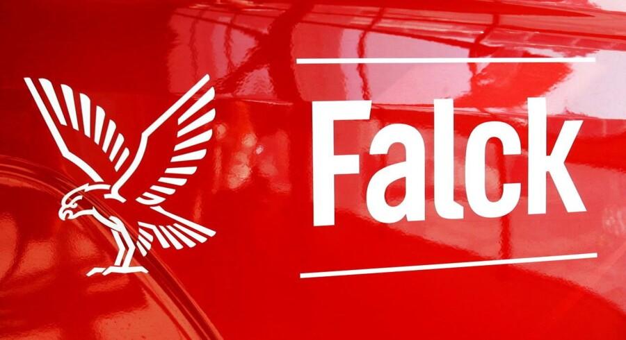 Falck er nu tilstede i 35 lande, og halvdelen af omsætningen ligger i udlandet.