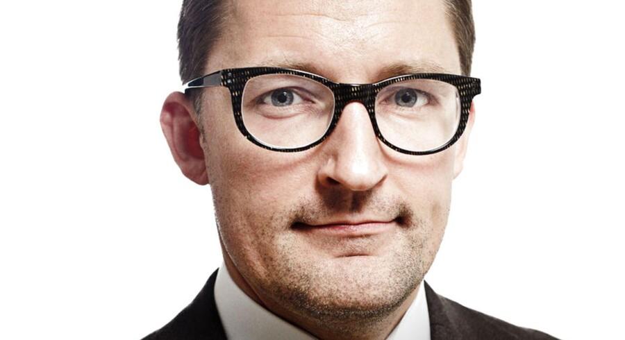 Peter Nyholm Jensen, finansredaktør,