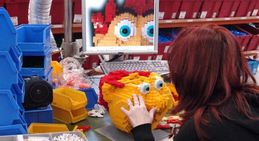 Lego udvider endnu engang fabrikken i Kladno, Tjekkiet.