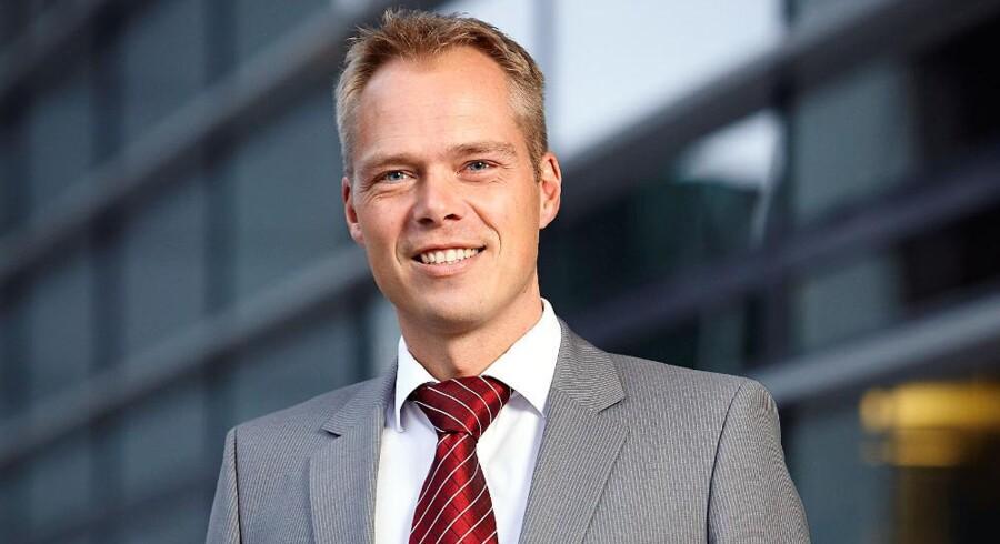 NCC Bolig-direktør Torben Modvig.
