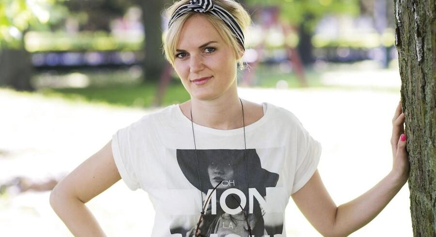 Ann-Line Tolstrup Christiansen fra Odense begyndte at læse til cand.negot via en merkonomisk uddannelse på Syddansk Universitet, men skiftede siden til en professionshøjskole og kan snart kalde sig sygeplejerske.