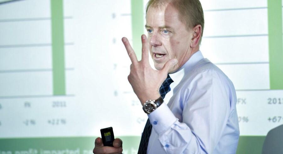 Kan koncernchef Jørgen Buhl Rasmussen hæve Carlsbergs markedsandel i Rusland?