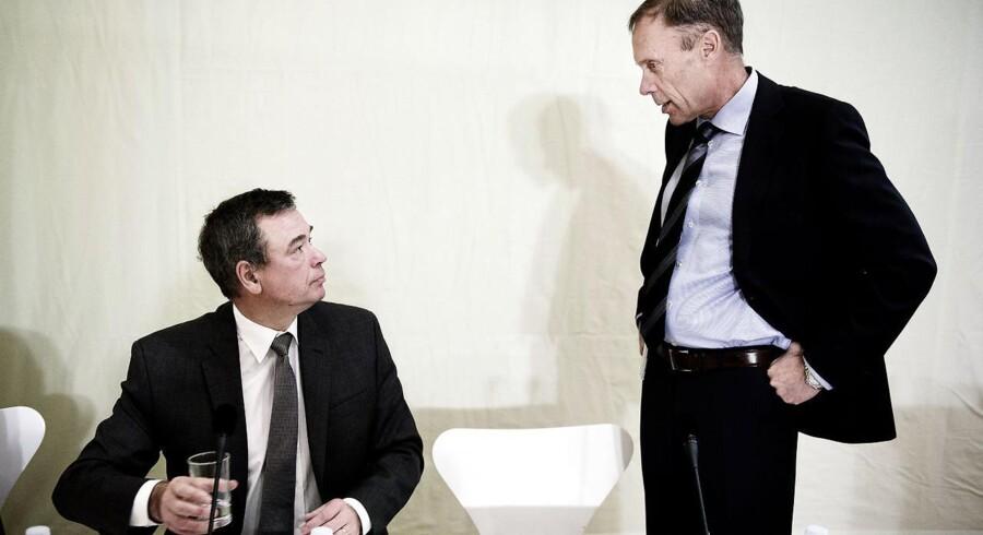 I mandags præsenterede Steen Riisgaard sin afløser som topchef hos Novozymes - bare et par dage senere bliver Peder Holk Nielsen introduceret for de magtfulde cirkler ved World Economic Forum i Davos.