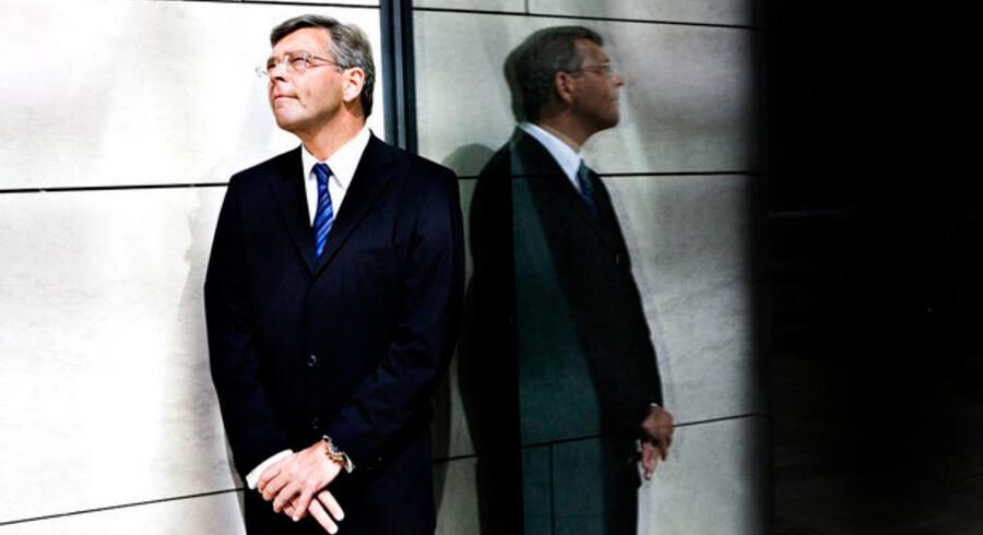 Nordeas øverste chef, Christian Clausen, afstår fra bonus til 1. maj, og beder ikke om lønforhøjelse i år.