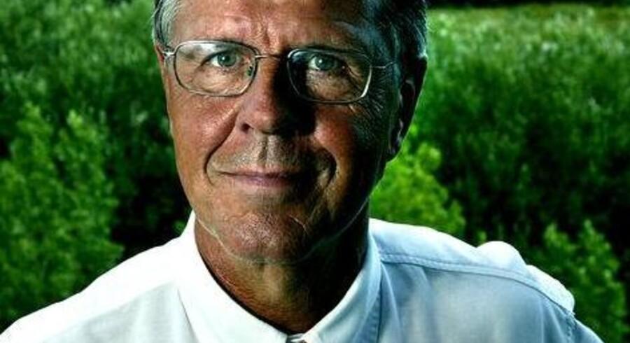 Ib Kunøe nægter at sælge sine aktier i Columbus IT.