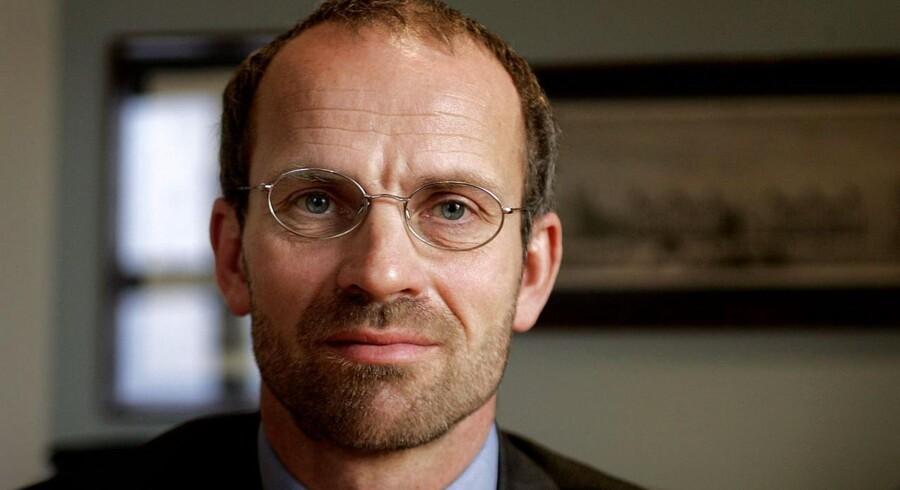 Jeppe Christiansen har i mere end 20 år været ansvarlig for Lønmodtagernes Dyrtidsfonds investeringer.