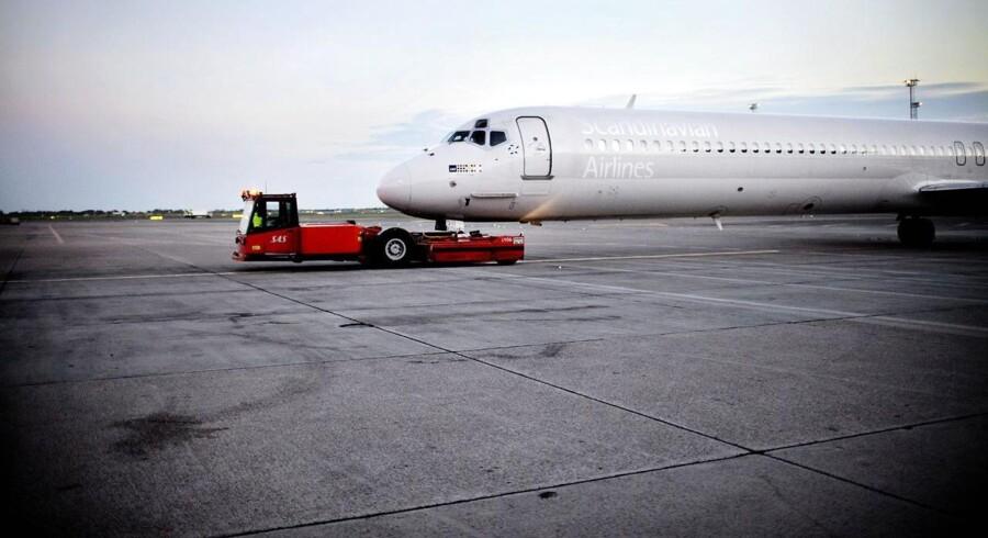 Kunderne skal betale mere for at flyve med SAS, vurderer en analytiker - ellers hængerne tallene ikke sammen.