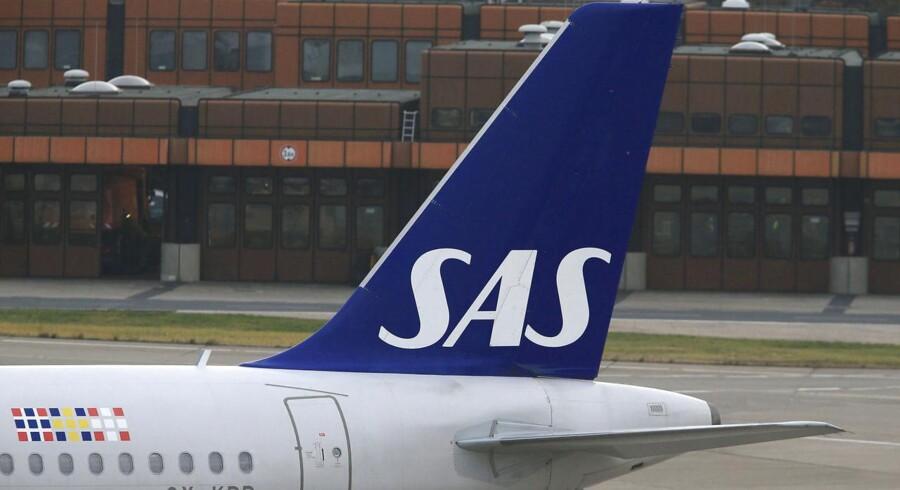 SAS har selv med den nye spareplan stadig meget høje omkostninger, konkluderer norsk avis
