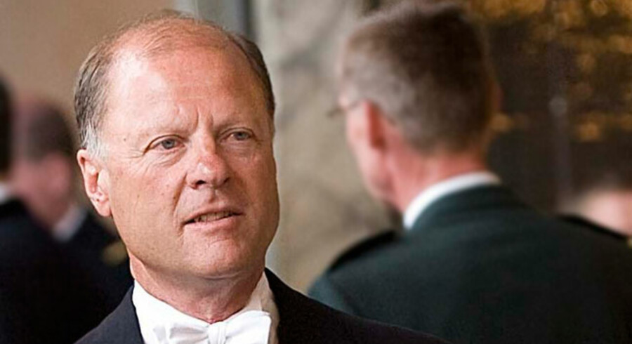 Bernt Johan Collet, Bestyrelsesformand for CEPOS, tidl. minister (K)