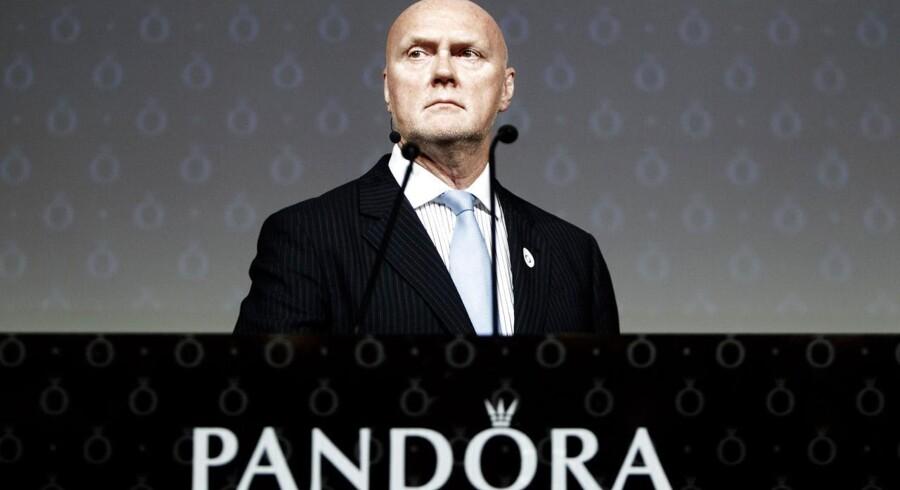 Pandoras nye topchef Allan Leighton.