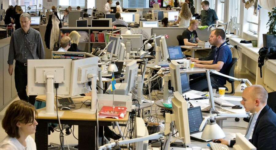 I mange af virksomhederne rundt omkring i Danmark, offentlige som private, sidder mange medarbejdere og føler sig uengagerede på grund af den ledelsesstil, der har bredt sig siden finanskrisen.