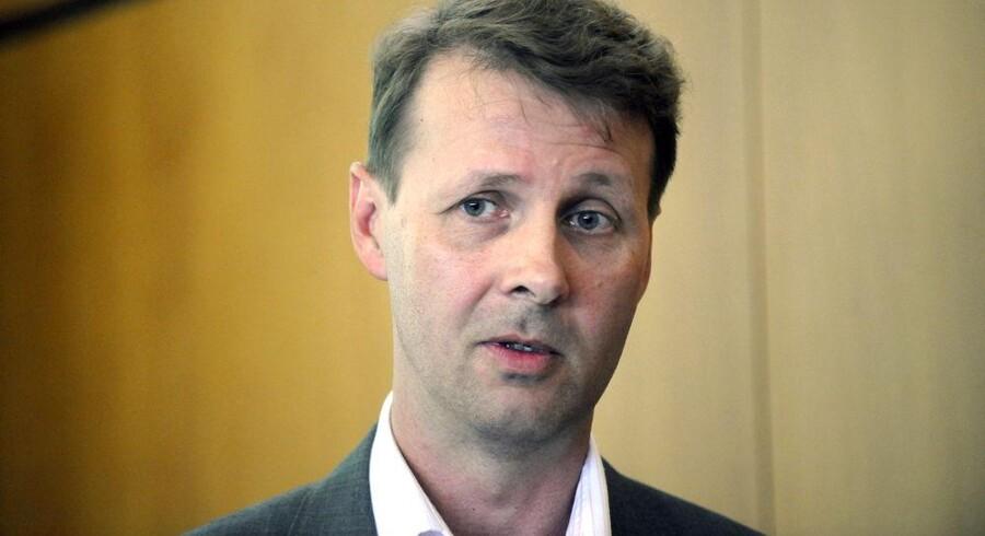 Grundlæggeren af IT-sikkerhedsfirmaet F-Secure, Risto Siilasmaa, står til at blive ny bestyrelsesformand for Nokia. Arkivfoto: Kimmo Brandt, EPA/Scanpix