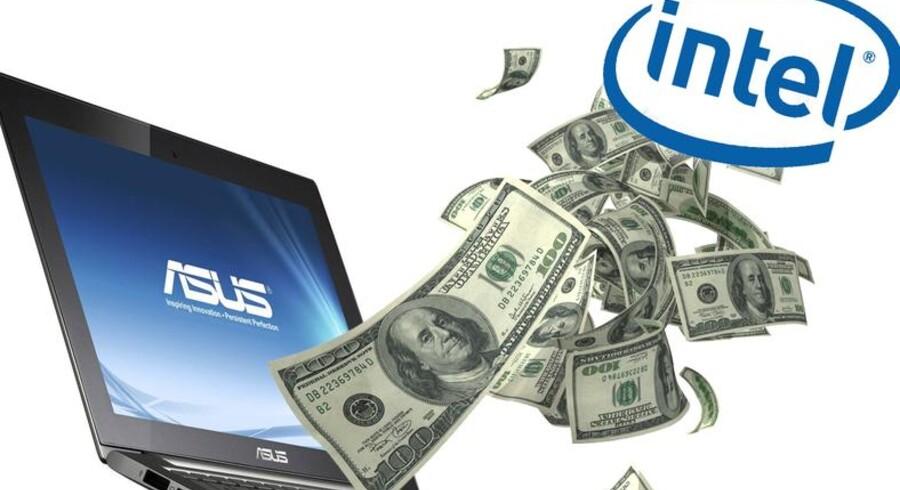 Intel opfordrer computerbranchen til at fokusere deres produktion på ultrabooks - helt tynde bærbare computere.