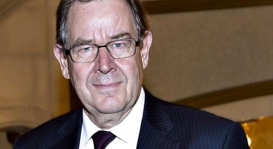 Poul Nyrup Rasmussen får en god bedømmelse af økonomerne i Berlingske Researchs økonompanel.
