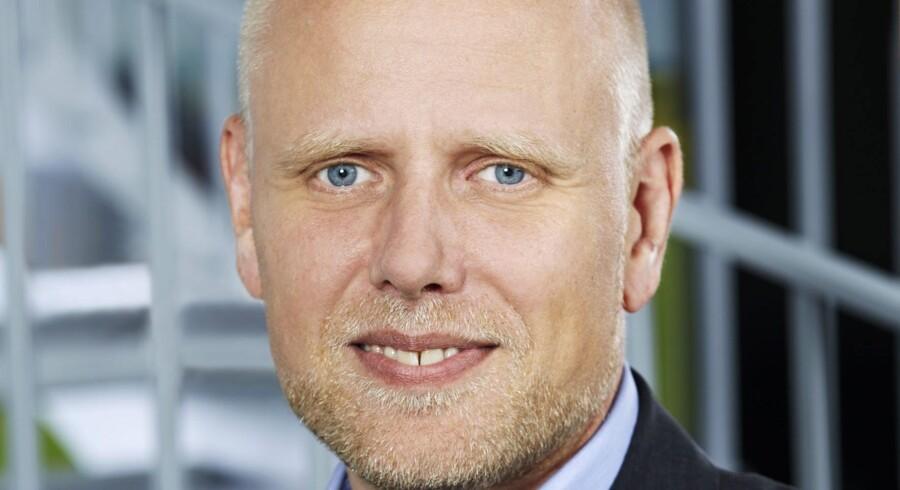 Carsten Lyngsø Thomsen får som en af sine opgaver i sit nye job at få rettet op på indtjeningen i Toms Gruppen. PR-foto