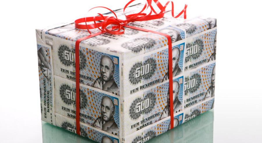 Det  kan sagtens lade sig gøre at give børnene en skattefri gave. Læs betingelserne i artiklen herunder.
