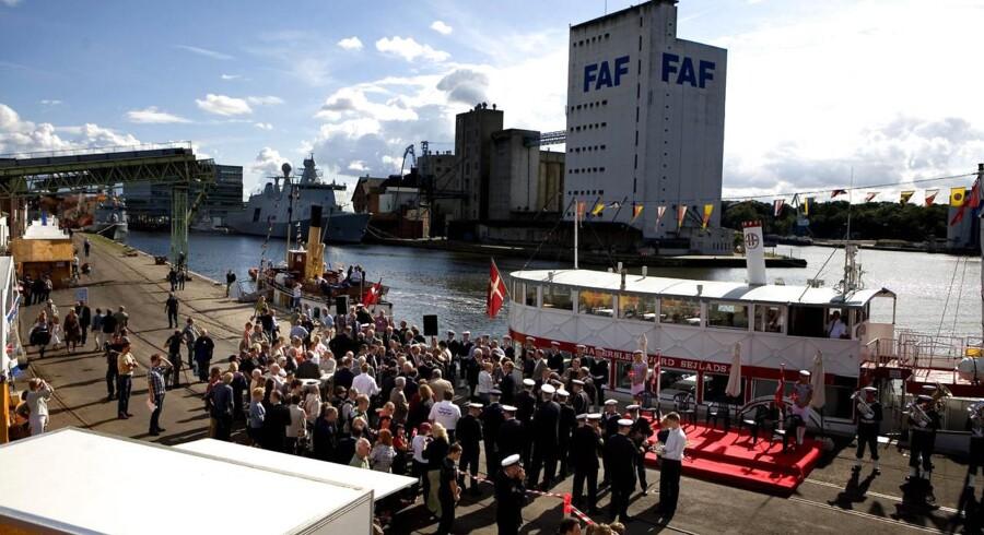 Odense Havn er blandt de kommunale havne, som har betalt Waterfront for profilering via Copenhagen Climate Network.