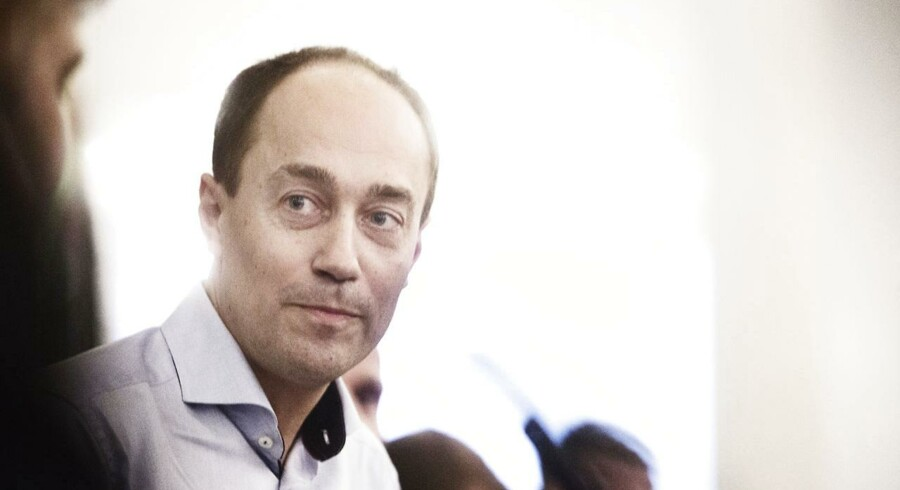 Arkivfoto. Transportminister Magnus Heunicke.