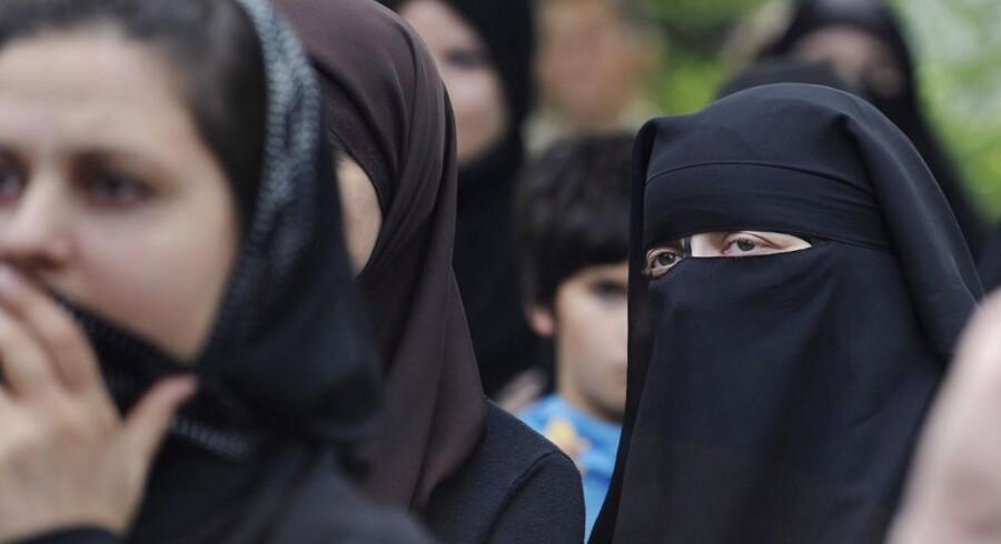 Islamisterne har fået fodfæste i de muslimske miljøer i Tyskland. Foto: Botis Rössler/EPA