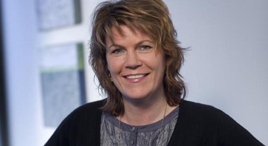 Lise Skaarup Mortensen er ny finansdirektør i Microsoft i Danmark, som beskæftiger 650 mand i Vedbæk og 450 i Hellerup. Foto: Microsoft