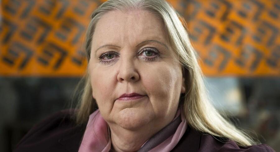 Administrerende direktør og chefredaktør for Berlingske Media Lisbeth Knudsen.