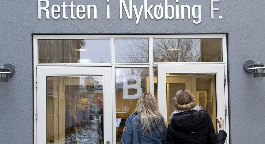 Sagen efter den tragiske ulykke på Præstø Fjord fortsætter i Retten i Nykøbing Falster.