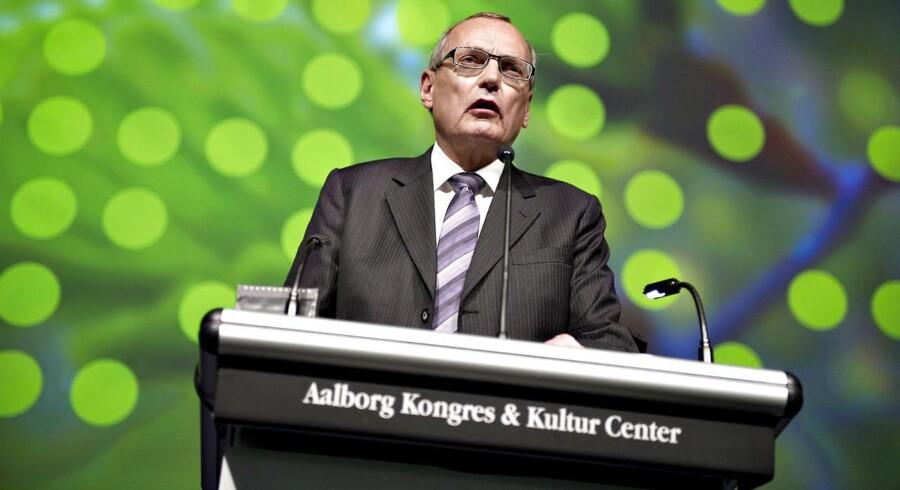 Bent Hansen (S), formand for Danske Regioner (Foto: Henning Bagger/Scanpix 2013).