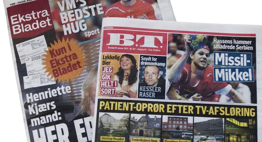 Dør dagbladene med de nye generationer?