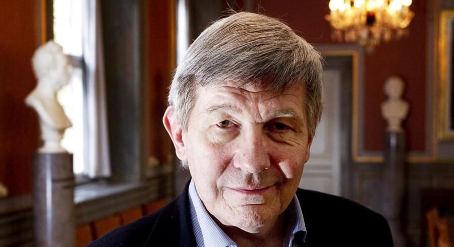 Rektor for Københavns Universitet, Ralf Hemmingsen