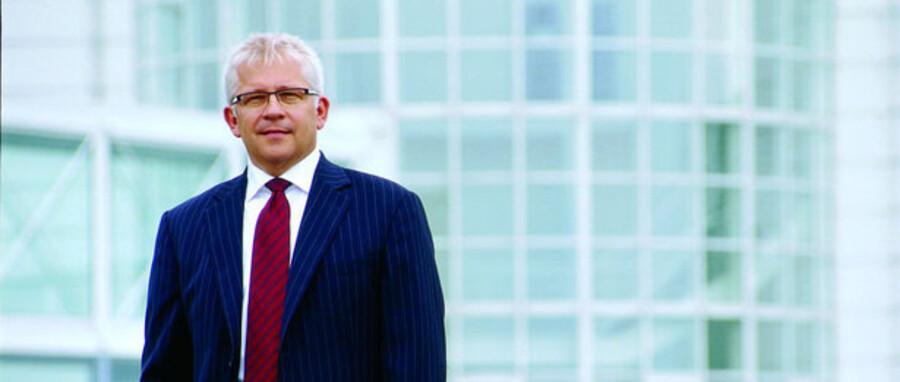 Grundfos' adm. direktør Carsten Bjerg