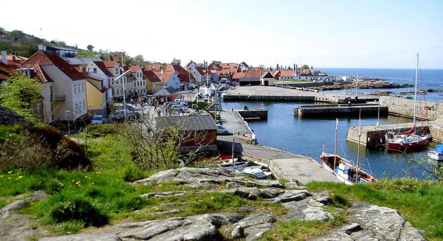 Drømmen om et selvstændigt Bornholm lever i bedste velgående hos Tonny Borrinjaland.