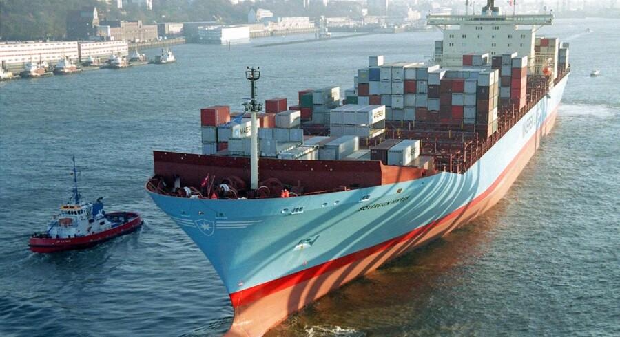 USA er det næststørste marked for danske rederier efter Kina. Rederier som A.P. Møller - Mærsk, Norden, Torm, Lauritzen og Clipper omsætter for mere end 30 mia. kr. i USA.
