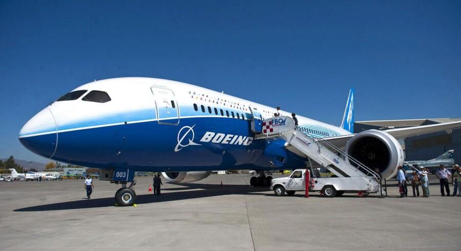 En større rokade hos Boeing omfatter chefdesigneren for modellen 787 »Dreamliner«, men der er ifølge selskabet slet ikke tale om en straffeaktion.