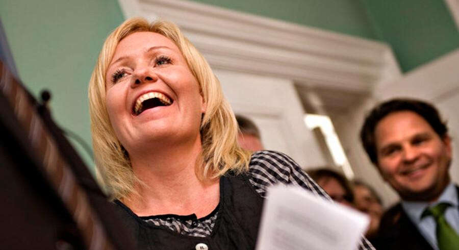 Carina Christensen (K) er ny kulturminister, nu hvor Brian Mikkelsen skal overtage posten som justitsminister.