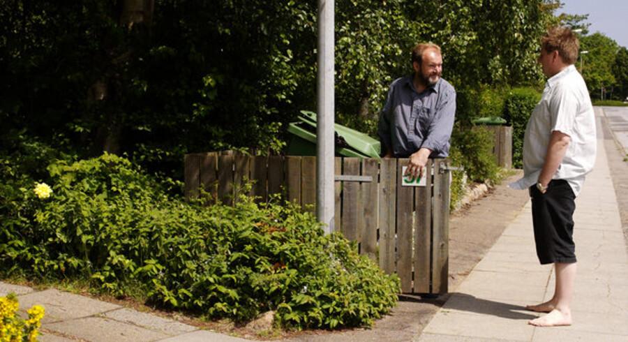På naboskabet.dk kan man finde råd om, hvordan man bliver en bedre nabo.