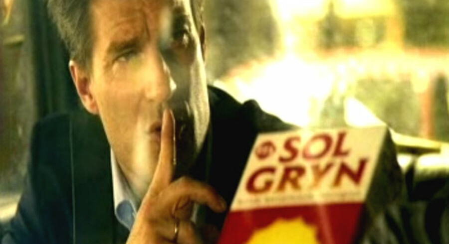 Screendump fra OTA Solgryn reklamen