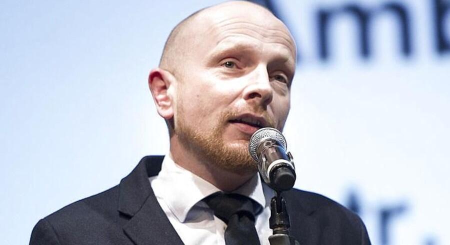 Journalist, Mads Brügger.