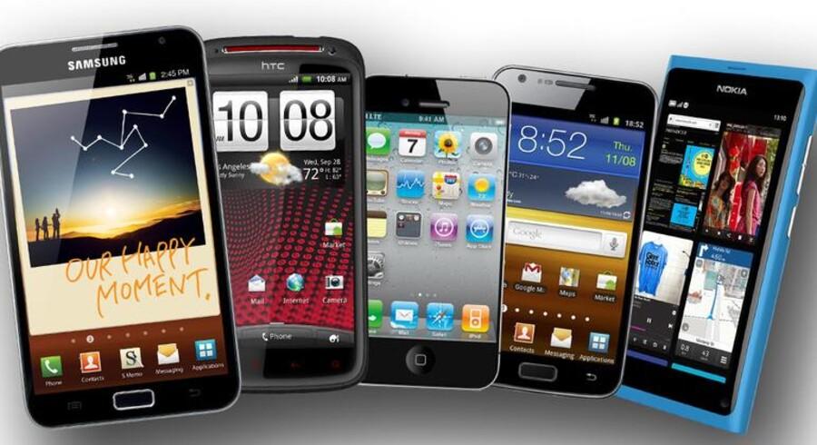 Efteråret byder på en masse nye spændende lanceringer. Her kommer fem udvalgte smartphones.