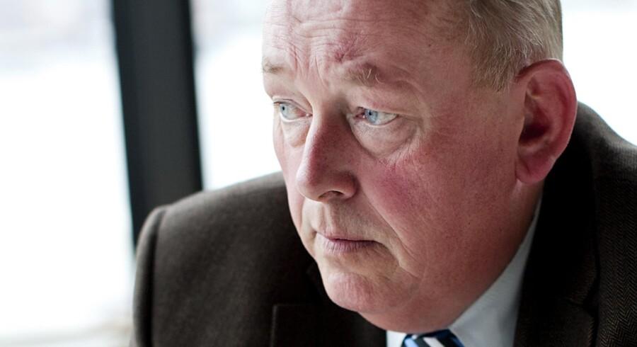 LO-formanden Harald Børsting og metalbossen Thorkild E. Jensen vil ikke skrive under påVækstforumsslutdokument. Men de»surmuler ikke«.