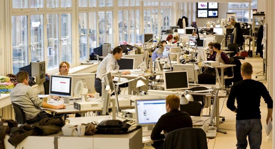 Redaktionen på Berlingske Tidende