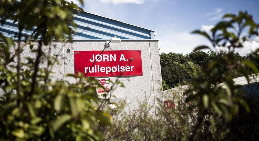 Virksomheden Jørn A. Rullepølser A/S fotograferet tirsdag den 12. august 2014.