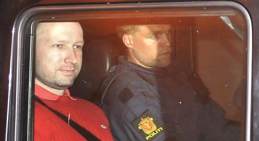 Retssagen mod den terrorsigtede Anders Behring Breivik vil formentlig begynde lige efter påske.