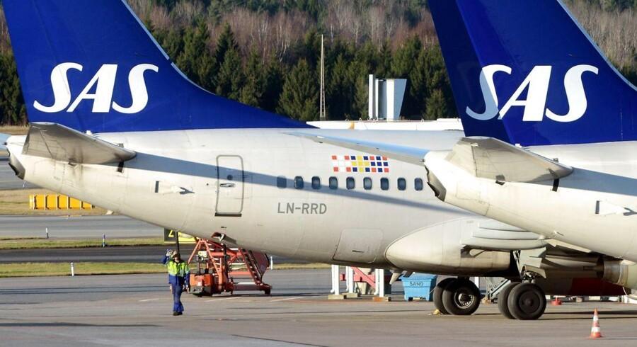 Næsteformanden i SAS-bestyrelsen svenske Jacob Wallenberg mener kun, at selskabet kan overleve, hvis det får samme omkostninger som eksempelvis Ryanair.