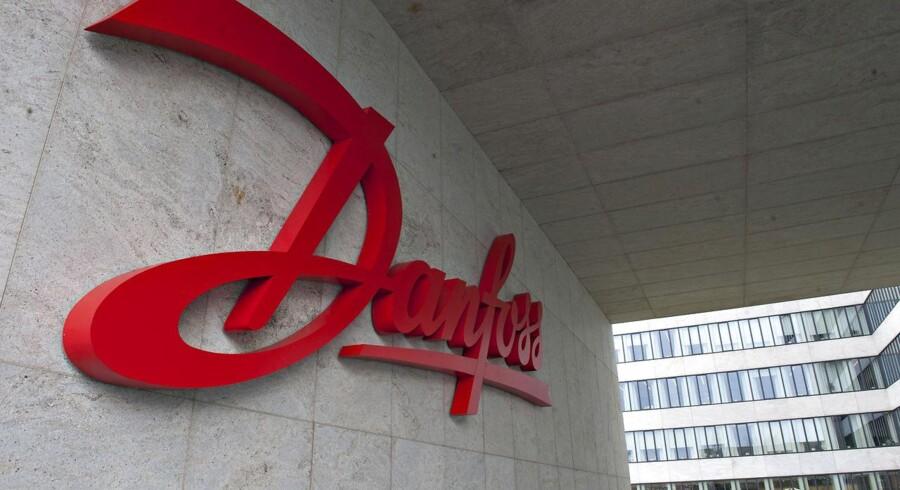 Danfoss har indgået samarbejde med den kinesiske millionby Anshan. Foto: Claus Fisker