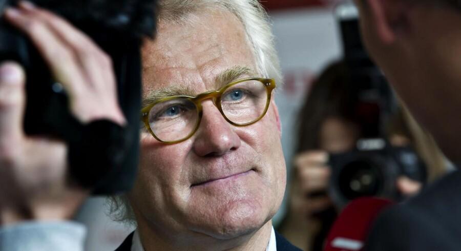 Landstræner Morten Olsen bliver ansigtet udadtil for spillefirmaet Bet24
