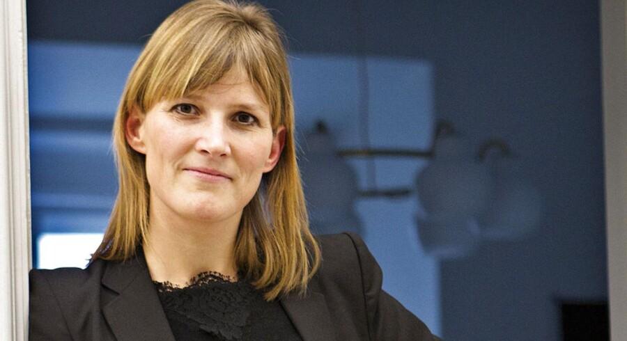 Folketingspolitiker og tidligere socialminister Benedikte Kiær (K) kæmper i aften om at blive de Konservatives borgmesterkandidat i Helsingør ved kommunalvalget i 2013.